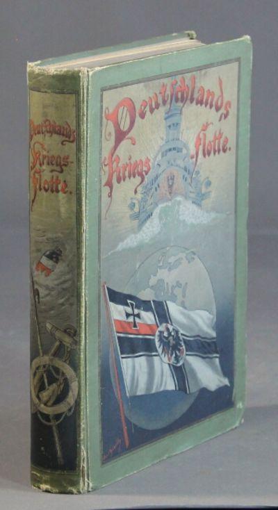 Erfurt und Leipzig: Friedrich Kirchner, 1906. Large 8vo, pp. 604, ; chromolithograph frontispiece, c...