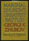 Marshal Zhukov\'s Greatest Battles