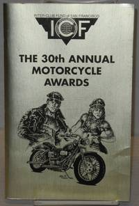 The 30th Annual Motorcycle Awards [program] A weekend in Hawg Heaven SOMAR, San Francisco, February 17, 1996
