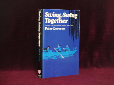 New York: Dodd, Mead & Co, 1976. First Edition. Fine/Fine. octavo, 217 pages; publisher's blue cloth...