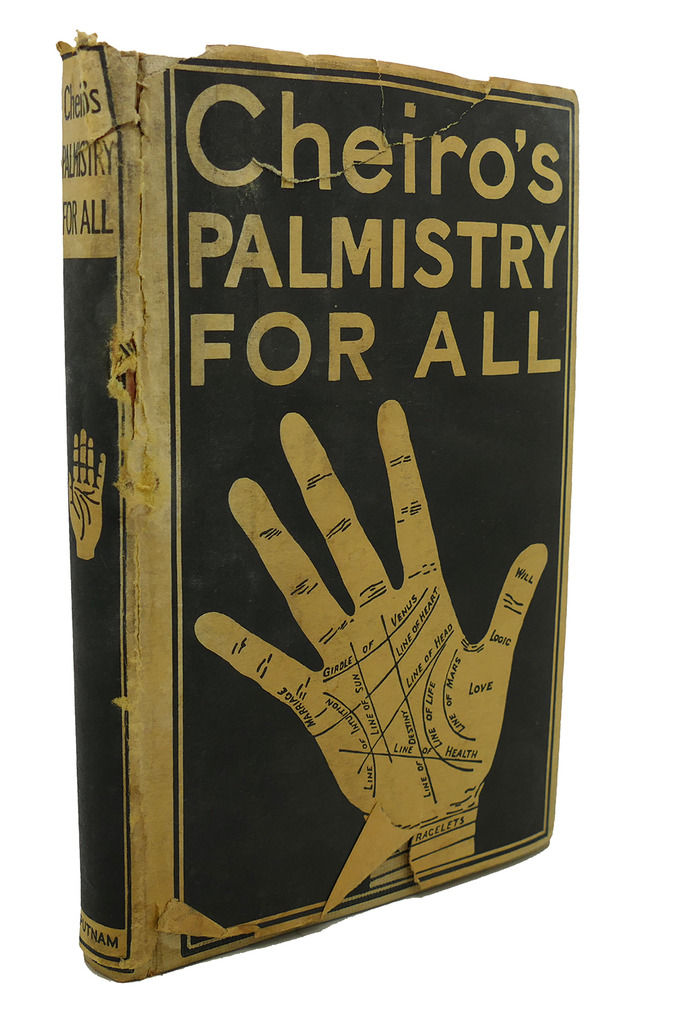 Cheiro PALMISTRY FOR ALL 24th Printing
