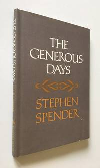 image of The Generous Days