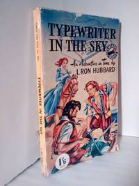 Typewriter In The Sky an adventure in time & Fear