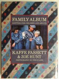 image of Family Album: Knitting for Children and Adults