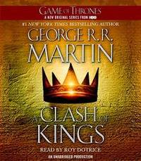image of A Clash of Kings: A Song of Ice and Fire: Book Two (Game of Thrones)