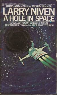 A Hole in Space (A Ballantine science fiction original)