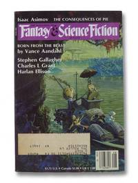 Fantasy & Science Fiction: August 1986