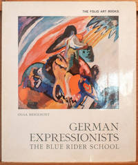 German expressionists The blue rider school