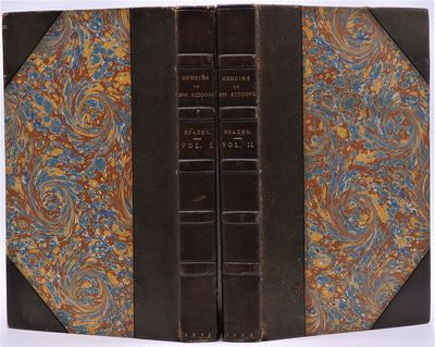 London: Henry Colburn and Richard Bentley, 1831. Two volumes bound in contemporary half dark brown m...