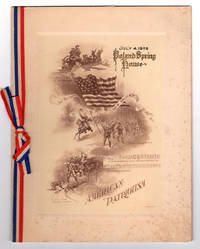 July 4, 1905 Poland Spring House: American Patriotism