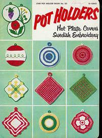 Pot Holders, Star Pot Holder Book No. 101
