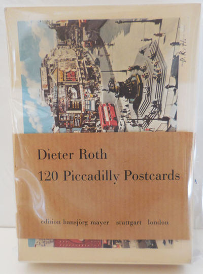 Stuttgart and London: Edition Hansjorg Mayer, 1977. First edition. Loose Sheets. Fine. Complete coll...