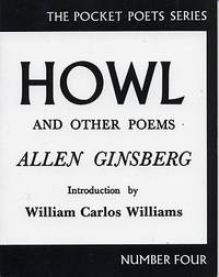 Howl and Other Poems City Lights Pocket Poets  No. 4