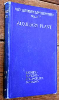 Auxiliary Plant (Electrical Transmission and Distribution, Volume VIII)