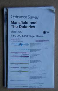 Mansfield and The Dukeries. Landranger Sheet 120.