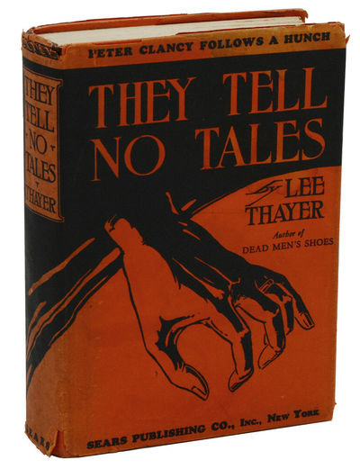 New York: Sears Publishing Company, 1930. First Edition. Very Good/Good+. First edition. , 314 pp. O...
