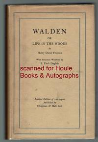 image of Walden: or Life In The Woods