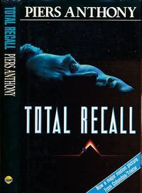 Total Recall by  Piers Anthony - First UK Edition - 1990 - from Barter Books Ltd (SKU: any165)