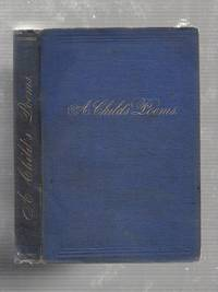 A Child's Poems from October to October, 1870-1871 (with photo portrait of the author)