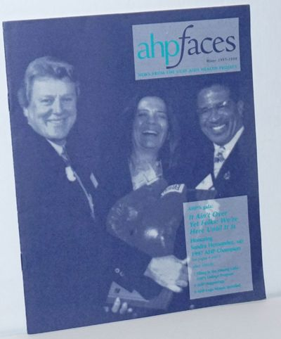 San Francisco: UCSF AIDS Health Project, 1997. 8p., includes covers, 7x8.5 inches, profiles, photos,...
