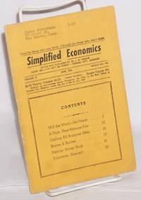 Simplified economics, vol. 17, June, 1956  Whole no. 194