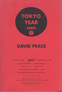 TOKYO YEAR ZERO.