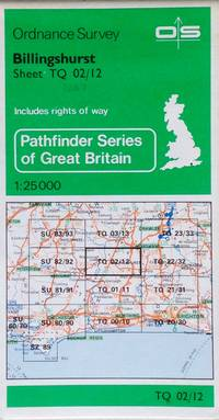 Pathfinder map sheet 1267: Billingshurst