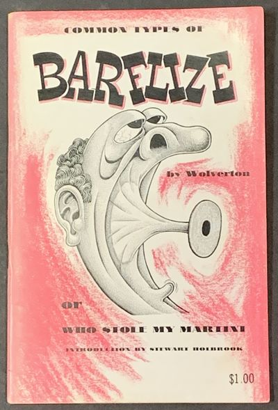 COMMON TYPES Of BARFLIZE or Who Stole...