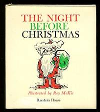 THE NIGHT BEFORE CHRISTMAS. by Moore, Clement C - 1963