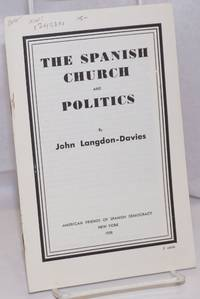 The Spanish church and politics