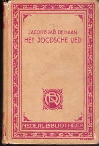Het Joodsche Lied. Tweede Boek Door Jacob Israël de Haan