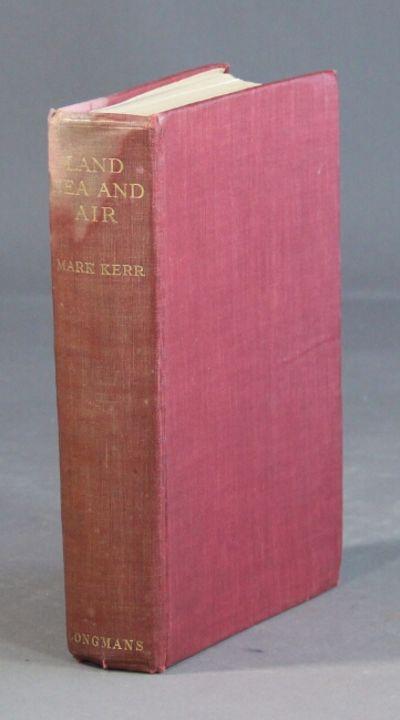 London: Longmans, Green and Co. Ltd, 1927. 8vo, pp. x, 406; 20 illustrations on 17 plates, 1 folding...