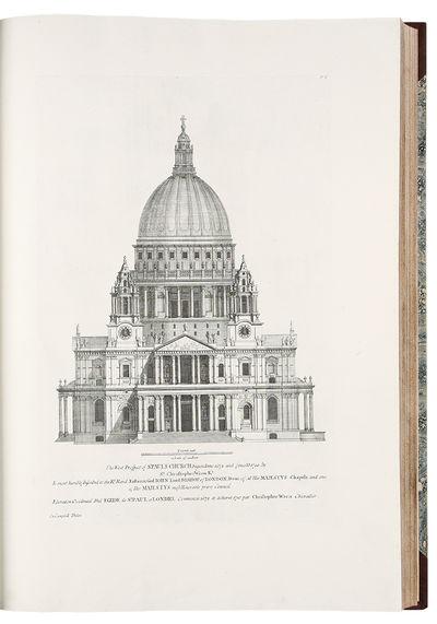 Vitruvius Britannicus, or The British...