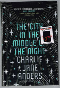 The City in the Middle of the Night: Signed Edition
