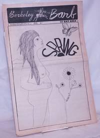 image of Berkeley Barb: vol. 10, #13 (#242) April 3-9, 1970: Spring