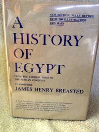 image of A History of Egypt from the Earliest Times to the Persian Conquest