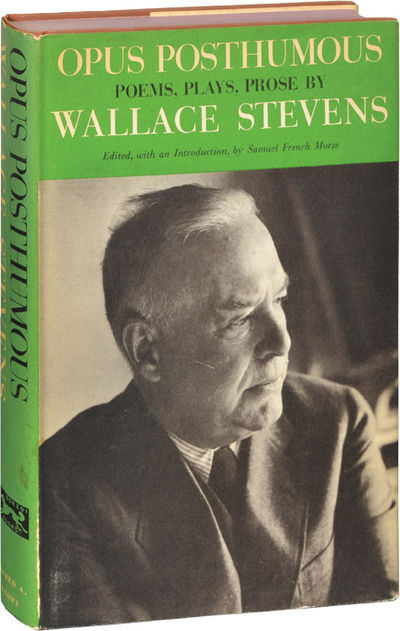 New York: Alfred A. Knopf, 1957. First edition. Fine/Near Fine. Fine and unread in a Near Fine dust ...