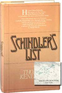 Schindler's List (Signed First Edition)