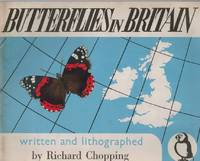 Butterflies in Britain. Puffin Picture Book No. 29