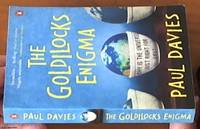 image of the Goldilocks Enigma -- why is the universe just right for life?