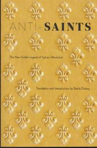 Anti-Saints: The New Golden Legend of Sylvain Marechal