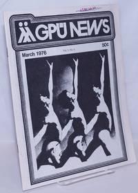 image of GPU News: vol. 5, #6, March 1976: Actor Sal Mineo Slain