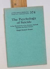 image of The psychology of suicide: Is the momentum of an intense, exalted egotism the basic cause