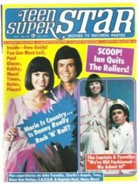 TEEN SUPERSTAR (SUPER STAR)  February 1977, Volume 1, Number 5