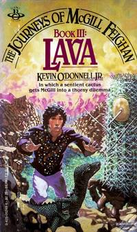 image of Lava (The Journeys of McGill Feighan #3)
