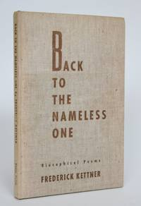 image of Back to The Nameless One: Biosophical Poems