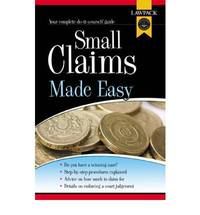 Small Claims Made Easy (Legal Guides)