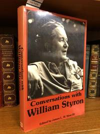 CONVERSATIONS WITH WILLIAM STYRON [SIGNED]