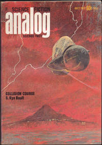 Analog Science Fiction / Science Fact, July 1972 (Volume 89, Number 5)