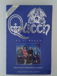 Queen... As It Began Gunn, Jacky and Jenkins, Jim
